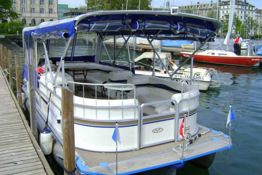 HB Adventure Switzerland AG Exclusive and private Lake Cruise Lake Zurich