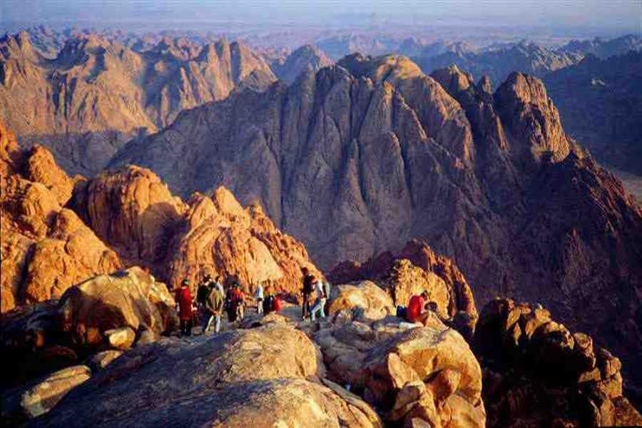 EMO TOURS EGYPT St. Catherine Monastery And Mount Sinai Private Tour From Sharm El Sheikh