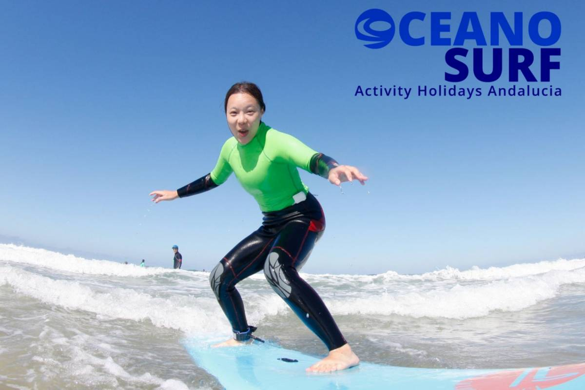 Oceano Surf Camps 7 Noches Surf y Flamenco Camp