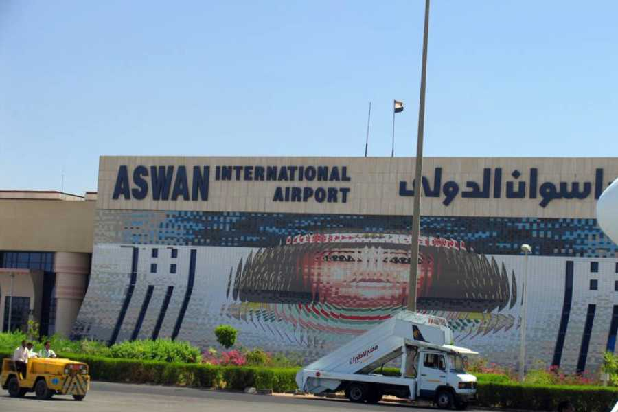 EMO TOURS EGYPT transfer from Aswan airport to your Hotel in Aswan