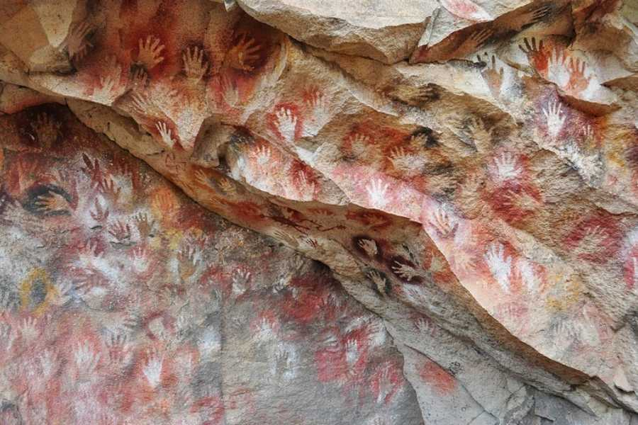 Paula Christensen Ecotours Marble and hand paintings