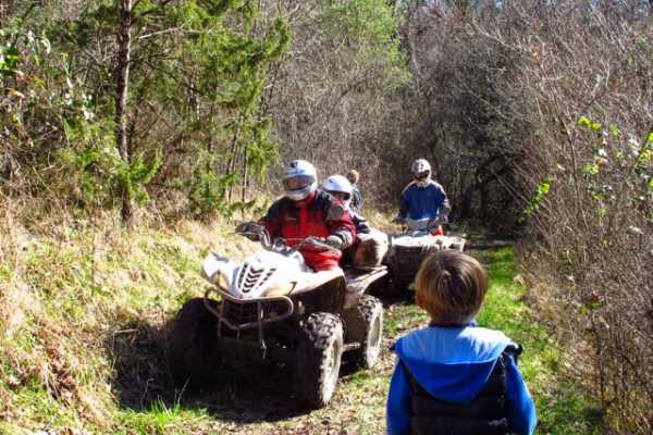 2 hours Quad Biking at Andrea Lodge