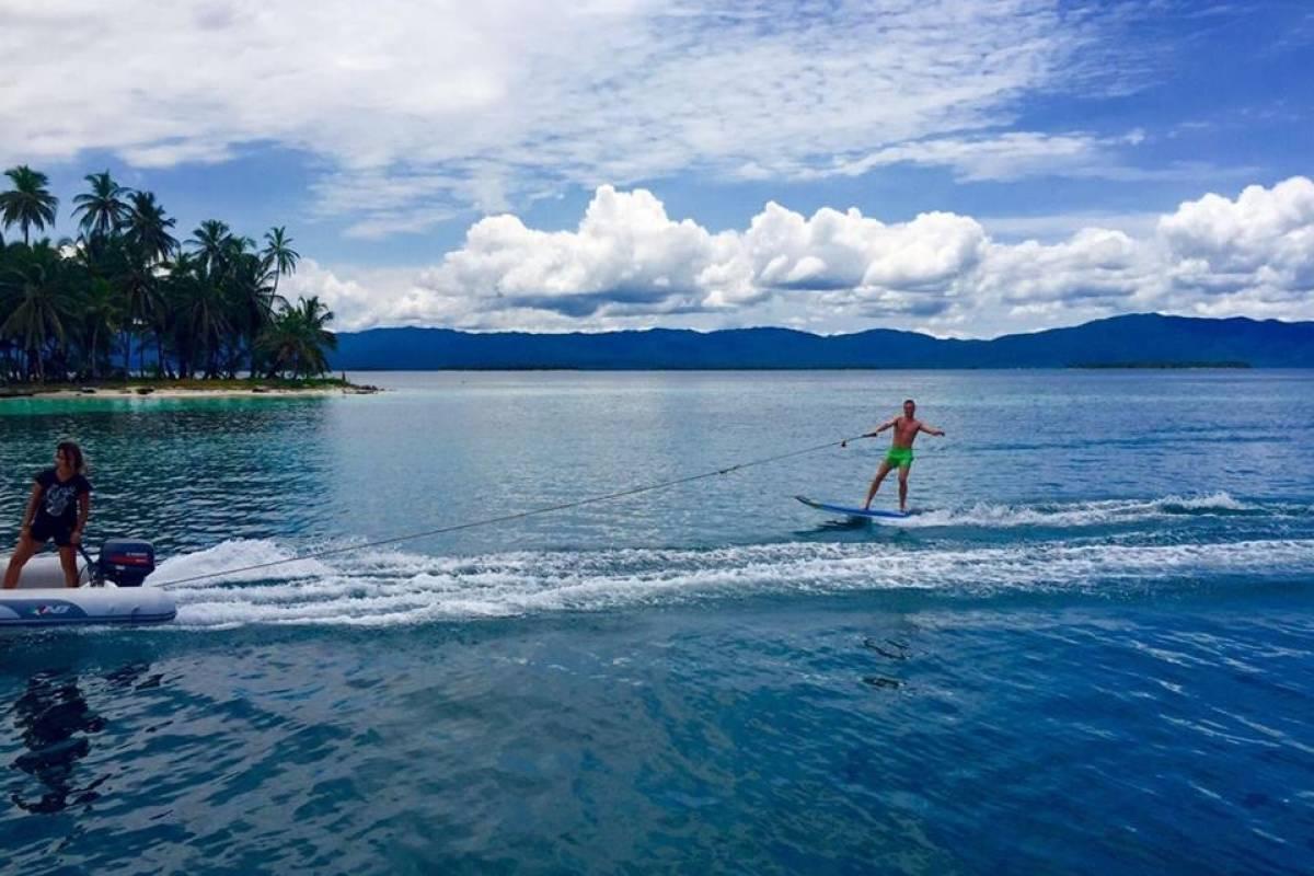 Cacique Cruiser BOAT TO COLOMBIA - Gitano Del Mar Catamaran