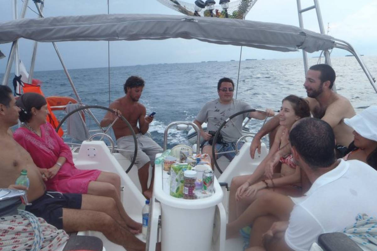 Cacique Cruiser BOAT TO COLOMBIA - Perla Del Caribe sailboat