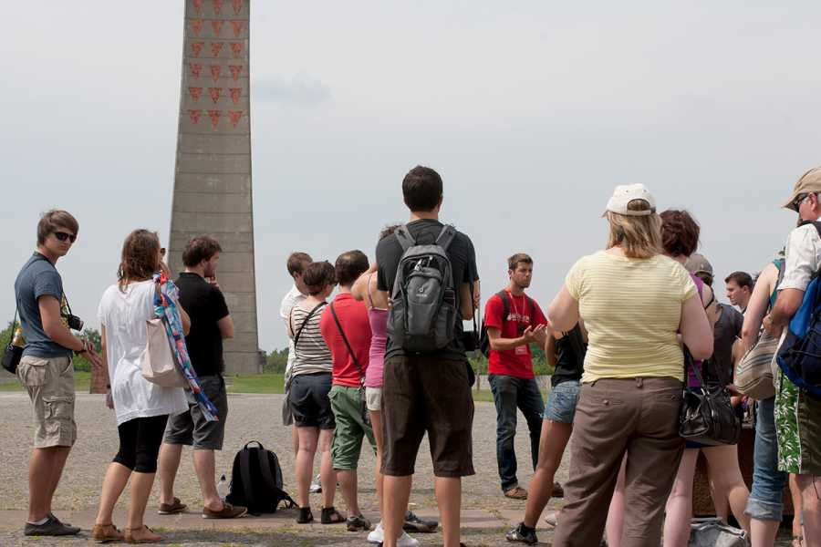 SANDEMANs NEW Berlin Tours Sachsenhausen Concentration Camp Memorial Tour from Berlin