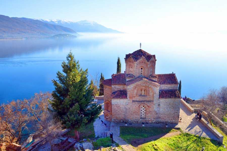 Skopje Daily Tours Private Half Day Sightseeing Tour of Ohrid