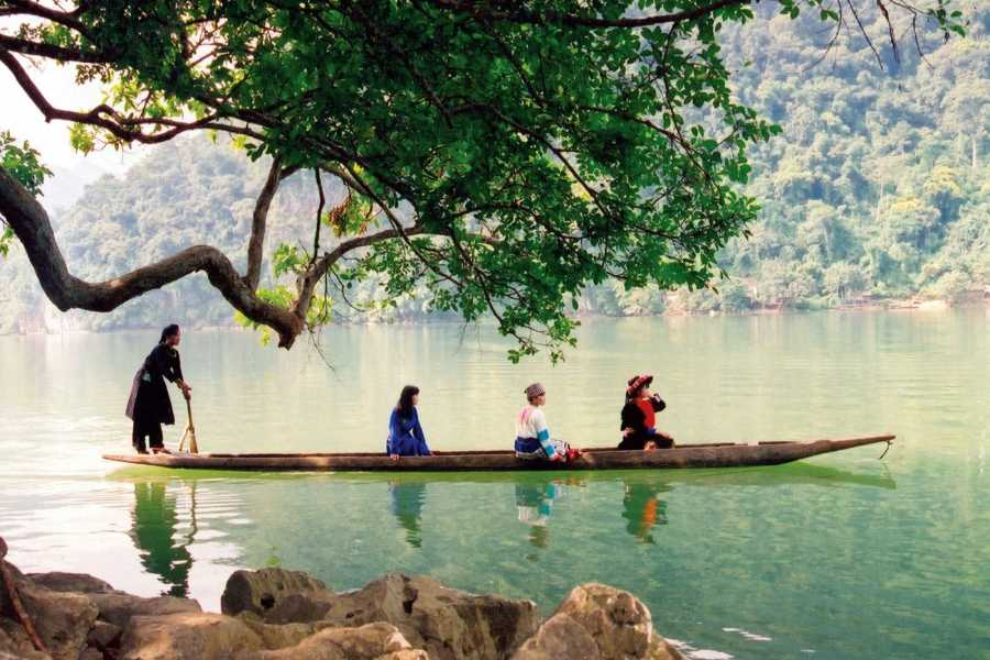 Friends Travel Vietnam The Adventurous Ba Be Tour 2D1N - 1