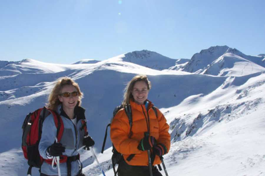 Spa Treks - Activ Adventure Pyrenees snowshoeing week, Ax-les-Thermes