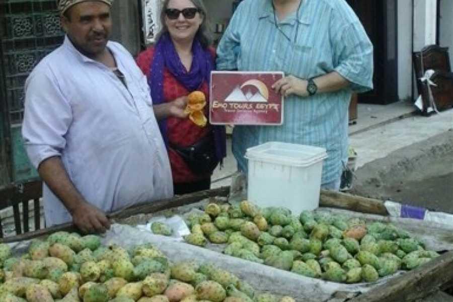 EMO TOURS EGYPT Inusual Tour en El Cairo a los mercados locales