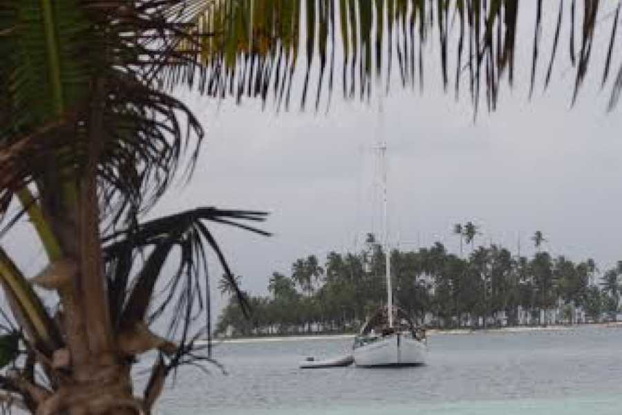 Cacique Cruiser BOAT TO COLOMBIA - Delfin Solo sailboat