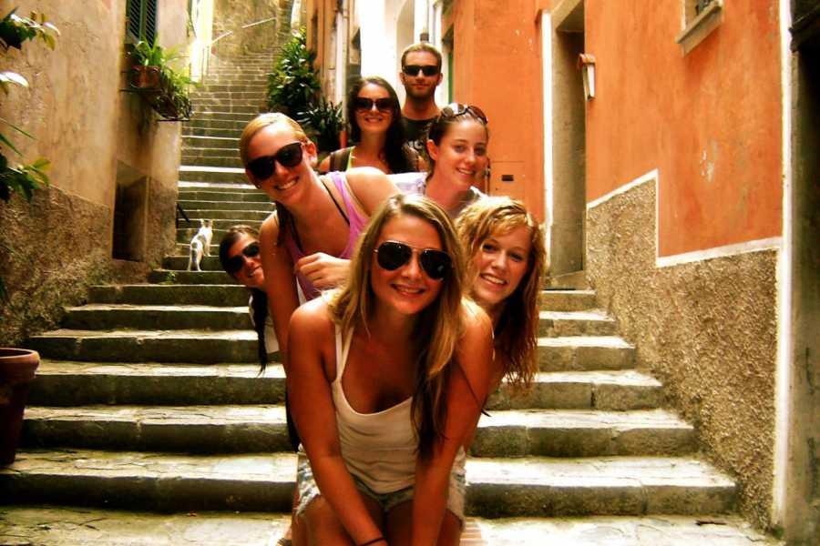 Bus2Alps AG Rome 2 Cinque Terre Day Trip