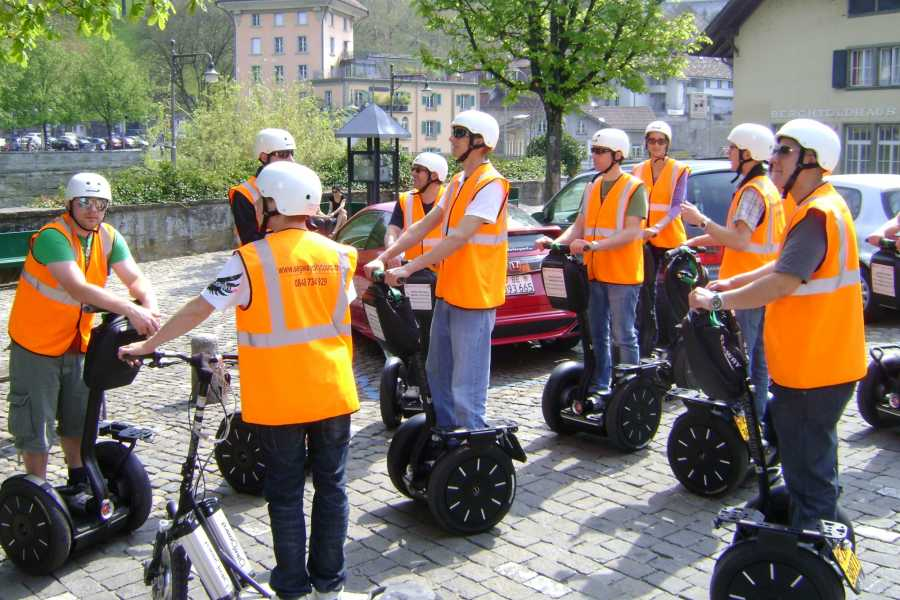 Segway City Tours Segway City Tour Bern