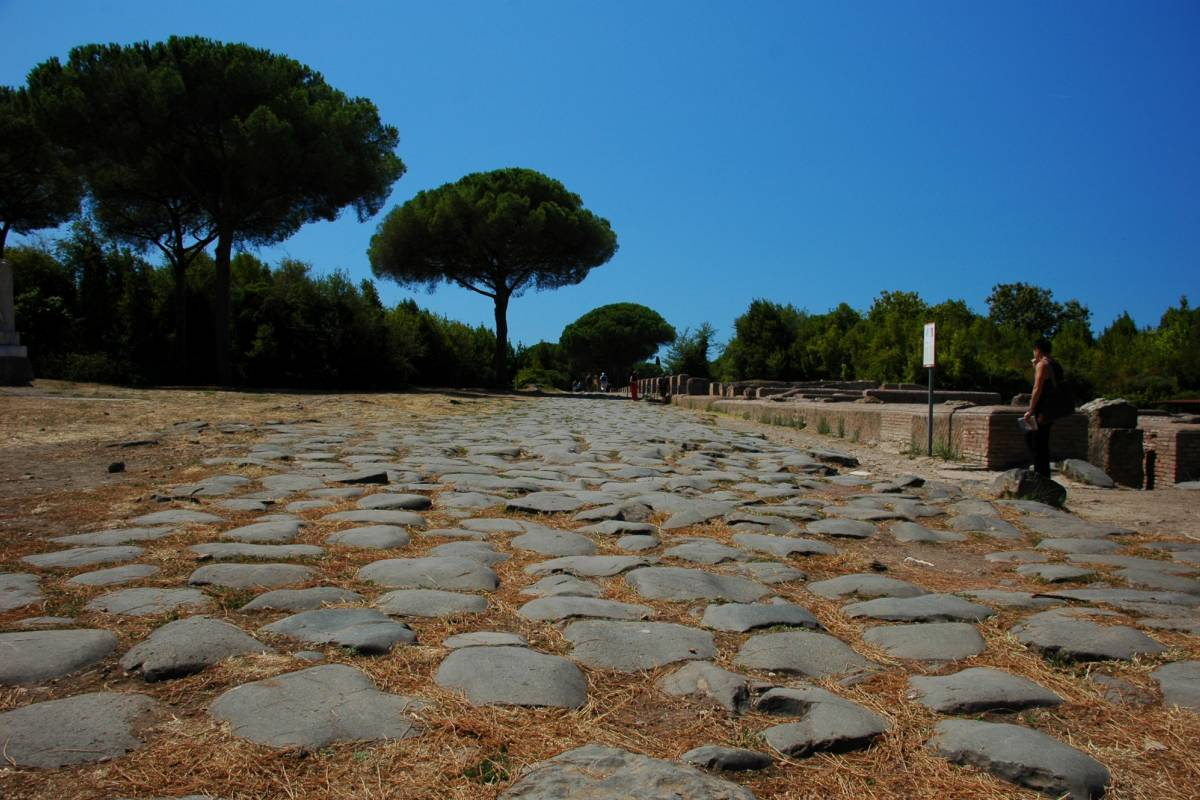 The Rogue Historians Ostia Antica