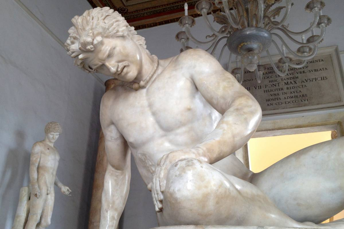 The Rogue Historians Capitoline Museums