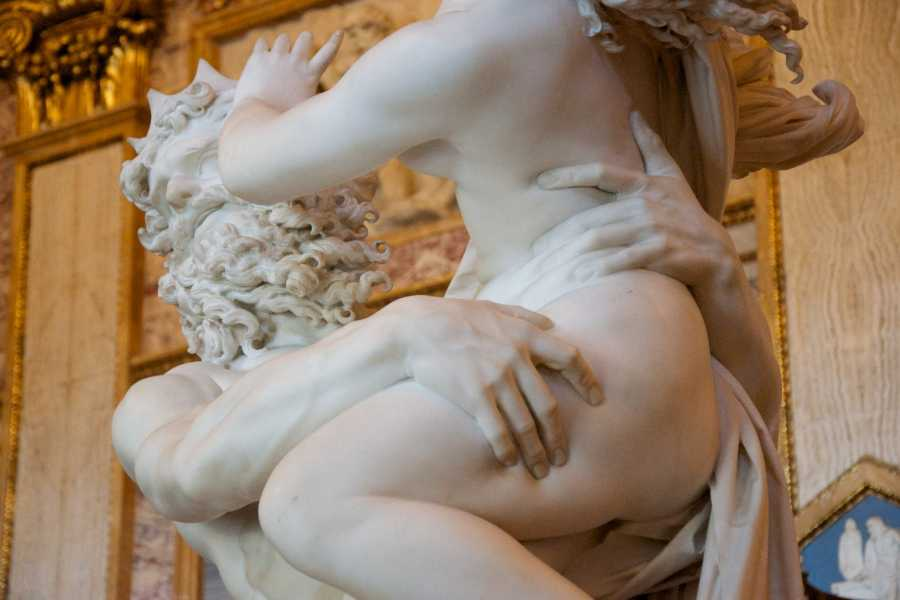The Rogue Historians Rome Private: Borghese Gallery