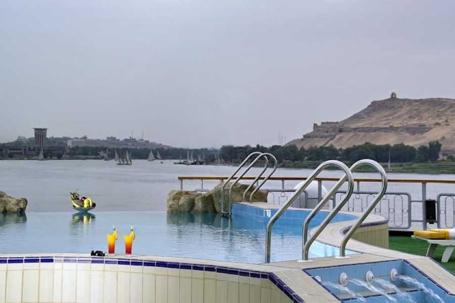 EMO TOURS EGYPT Luxury Egypt Nile Cruise On Sonesta Star Goddess from Luxor to Aswan