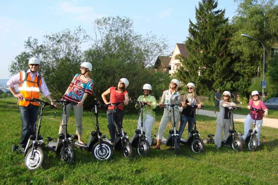 Segway City Tours by HB-Adventure Segway Alternative: E-Scooter Tour