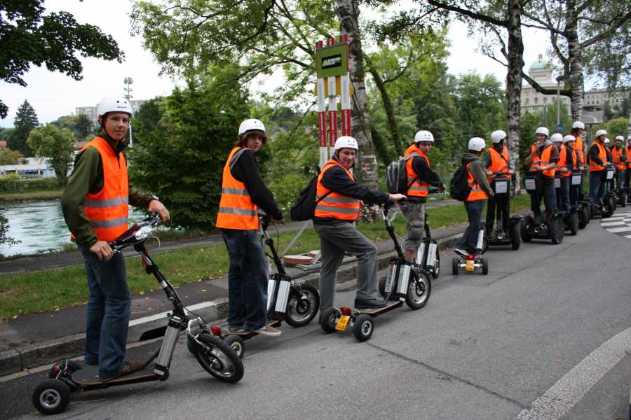 Segway City Tours by HB-Adventure E-Scooter Tour