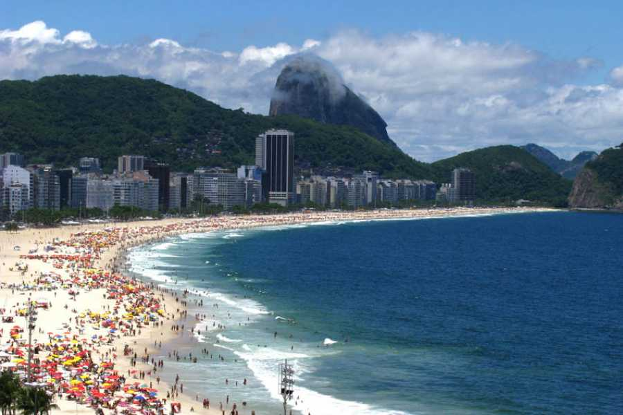Around SP TRADITIONAL PACKAGE, RIO DE JANEIRO - 3 DAYS / 2 NIGHTS