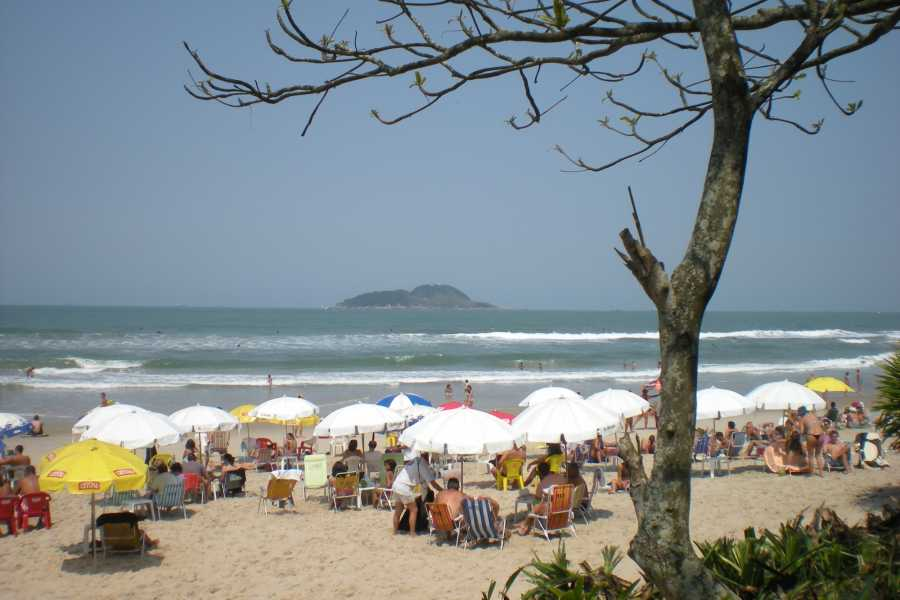 Around SP TOUR DE PLAYA SANTOS Y GUARUJA (8HRS)