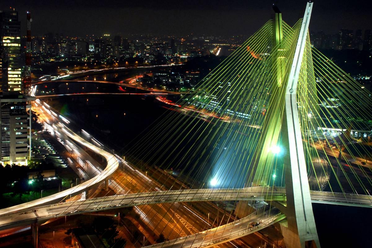 Around SP TOUR NOCTURNO EN SÃO PAULO (4 HRS)
