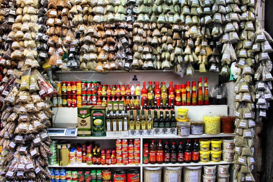 Around SP GASTRONOMY TOUR OF SAO PAULO (3 hrs)