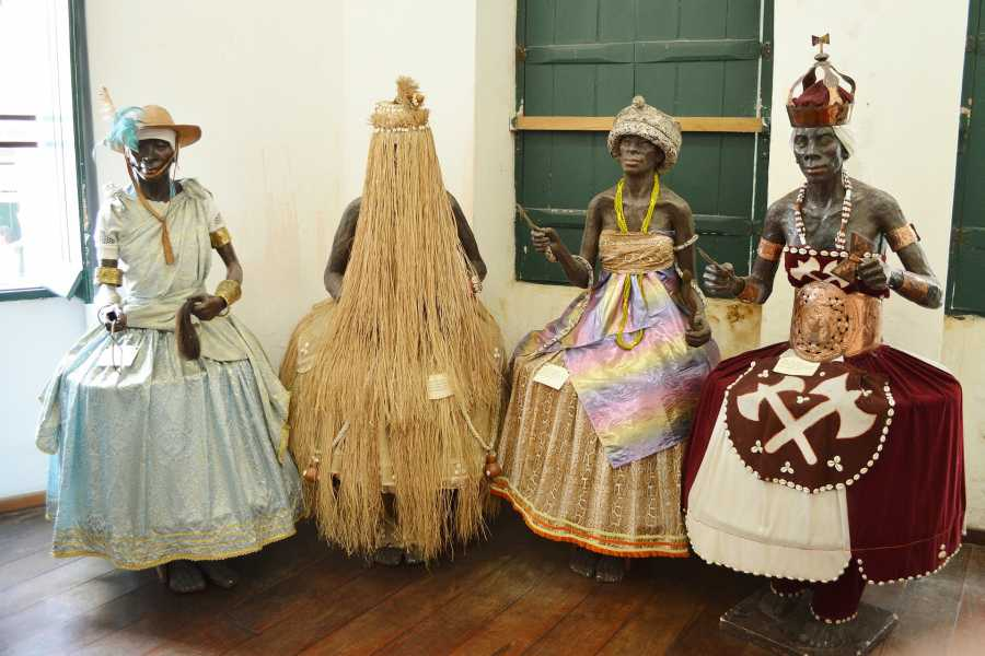 Around SP AFRICAN HERITAGE PACKAGE, SALVADOR - 3 DAYS / 2 NIGHTS