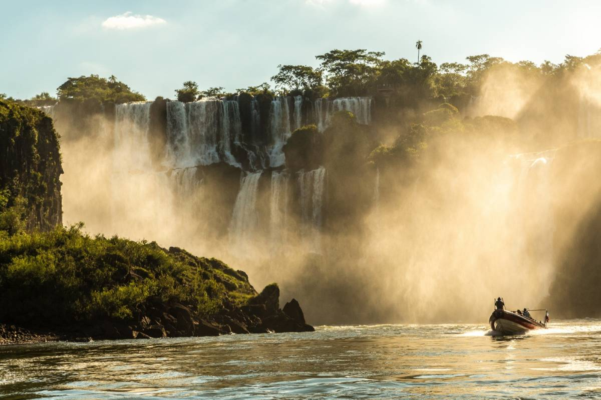 Around SP ADVENTURE PACKAGE, IGUAZU FALLS - 3 DAYS / 2 NIGHTS