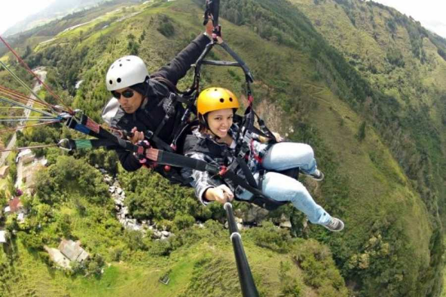 Medellin City Tours BoGo Tour: 	BOOK PARAGLIDES AND GET FREE CHRISTMAS TOUR