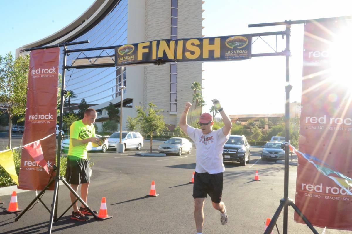Las Vegas Running Tours (E) Race Management- Organized Fun Runs