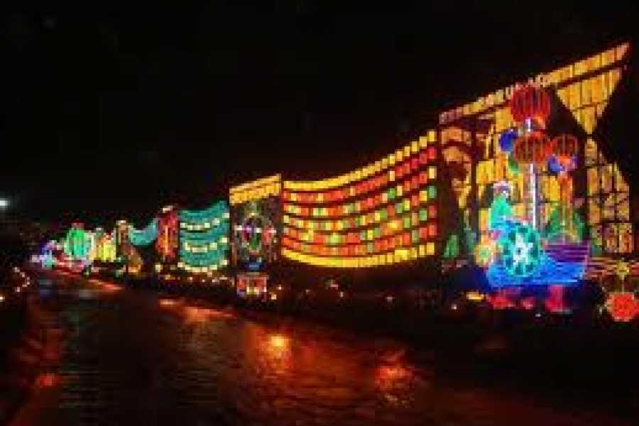 Medellin City Services SHARED CHRISTMAS LIGHTS TOUR