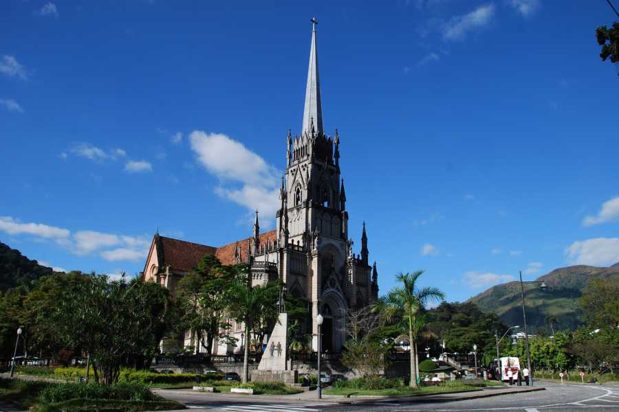 Around SP PACKAGE W/ TRIP TO PETRÓPOLIS CITY , RIO DE JANEIRO - 3 DAYS / 2 NIGHTS