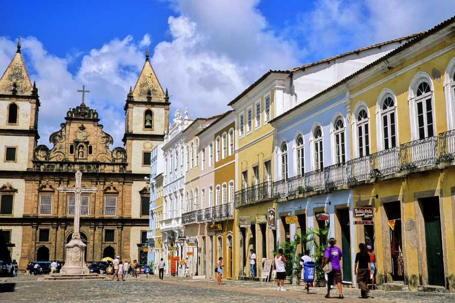 Around SP ECONOMIC PACKAGE, SALVADOR - 3 DAYS / 2 NIGHTS