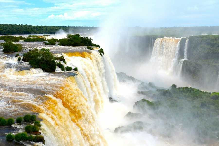 Around SP ECONOMIC PACKAGE, IGUAZU FALLS - 3 DAYS / 2 NIGHTS