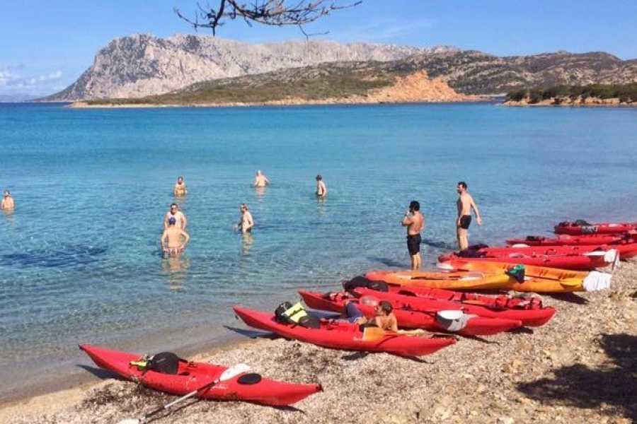 Ecosport Sardinia GITA IN CANOA