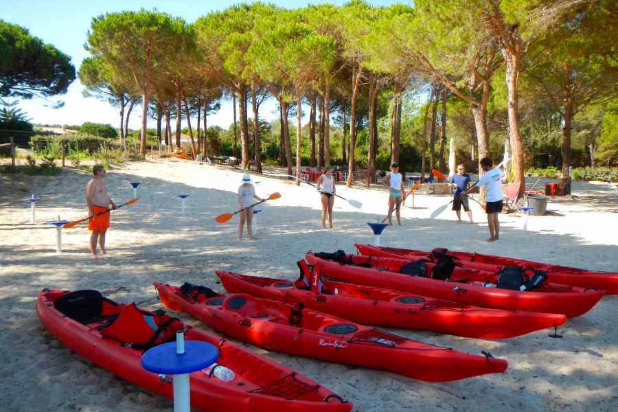 Ecosport Sardinia TOUR EN CANOA