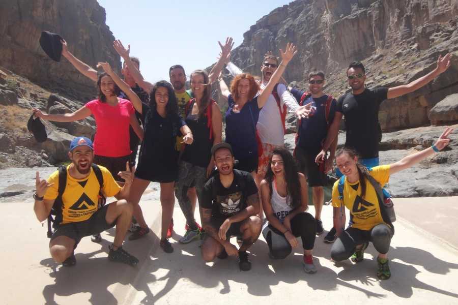 Adventurati Outdoor White Wadi Canyoning - Oman