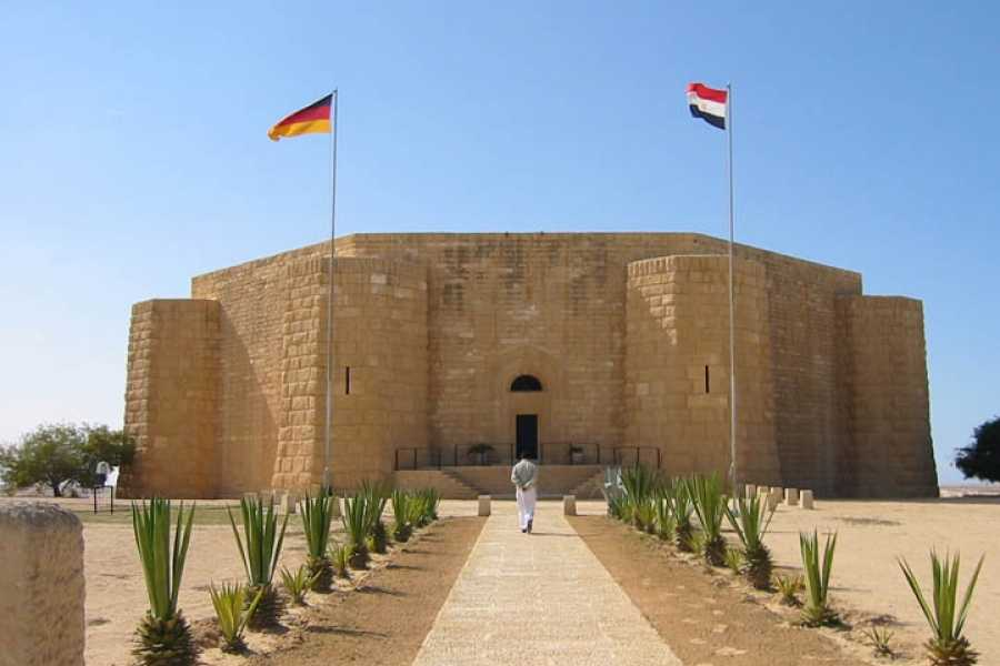 EMO TOURS EGYPT El-Alamein Day Tour from Cairo