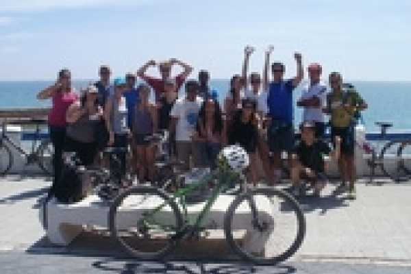 """Down the Coast"" Bicycle Tour"