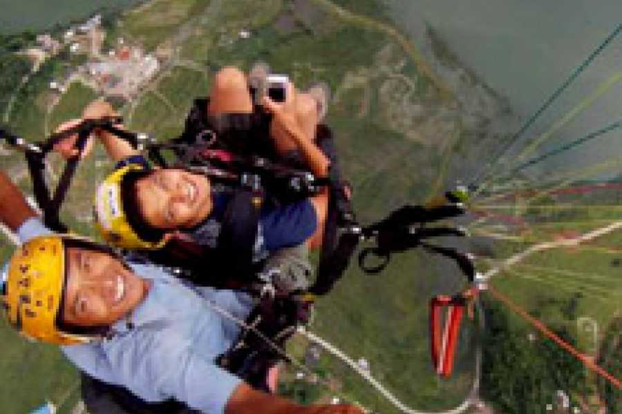 Blue Tribe Paragliding Discovery Tandem Pokhara