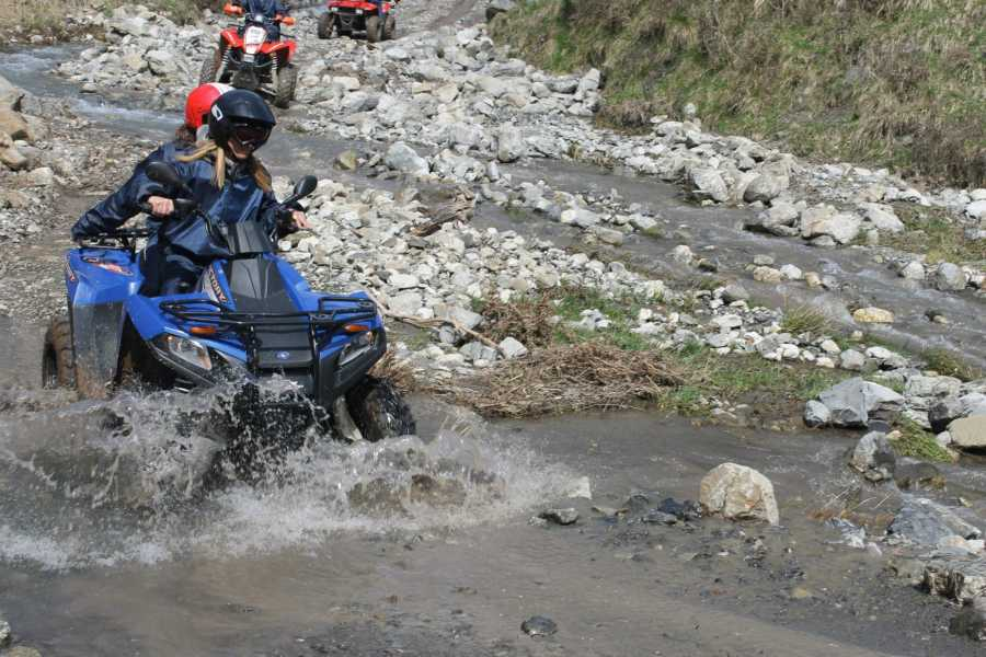 Lucca Adventure Sport Quad Trek ' Le Campore' 190 €