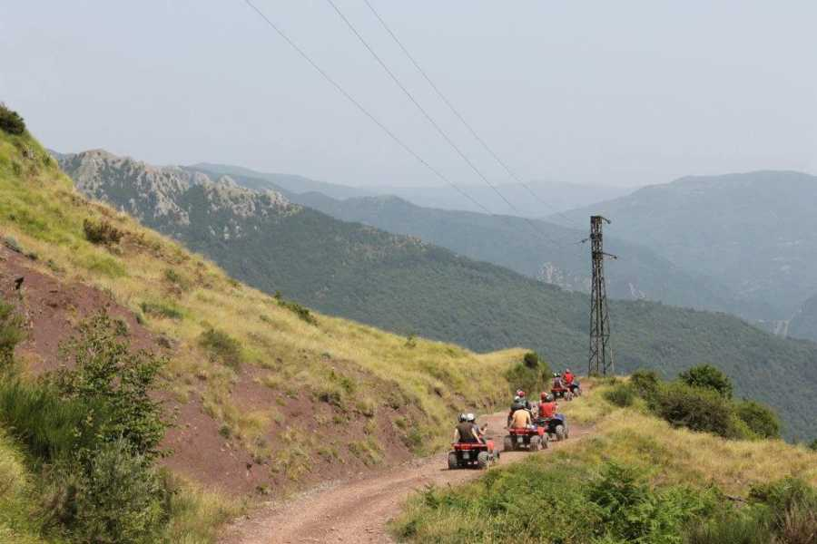 Lucca Adventure Sport Quad Trek ' Campore'