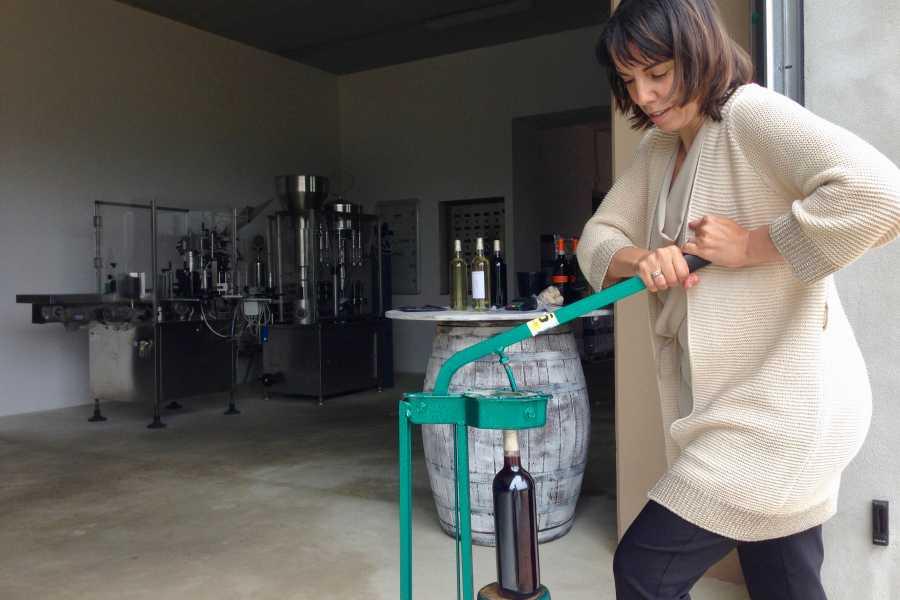 Ecosport Sardinia WEIN VERKOSTUNG