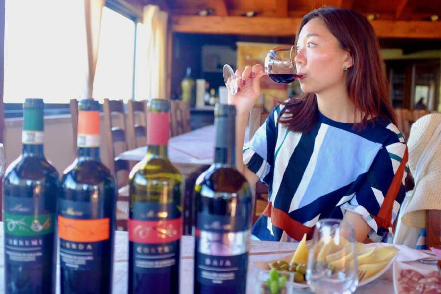Ecosport Sardinia WINE TOUR