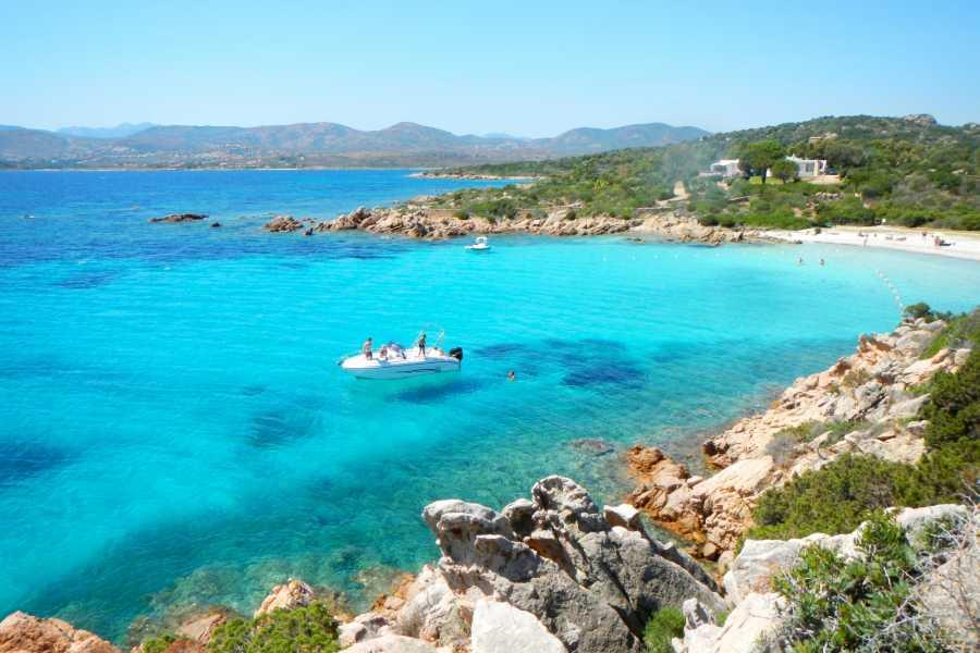 Ecosport Sardinia GITA IN BARCA