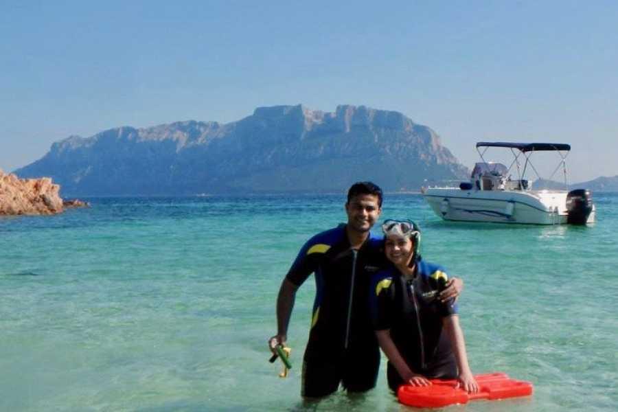 Ecosport Sardinia TOUR EN BATEAU