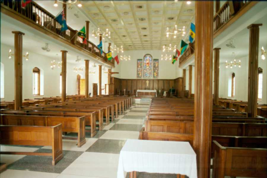 Walkbout International LLC Culture & History - Jamaica: The Walkbout Church Tour