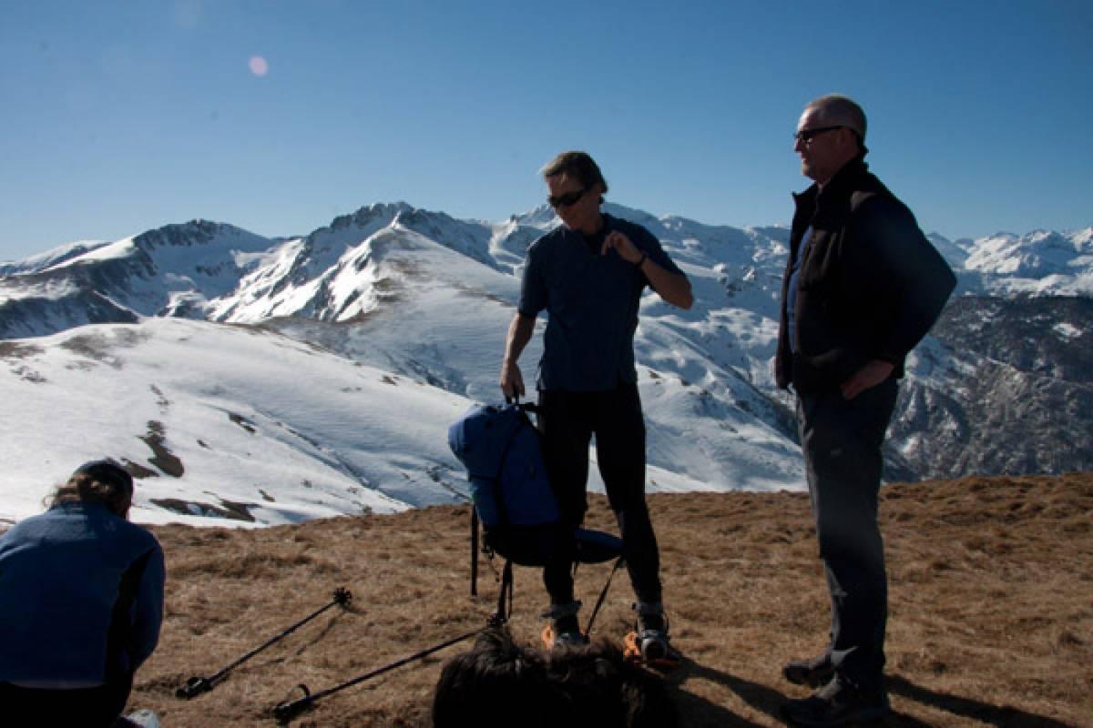 Spa Treks - Activ Adventure Pyrenees Navigation and Survival Course