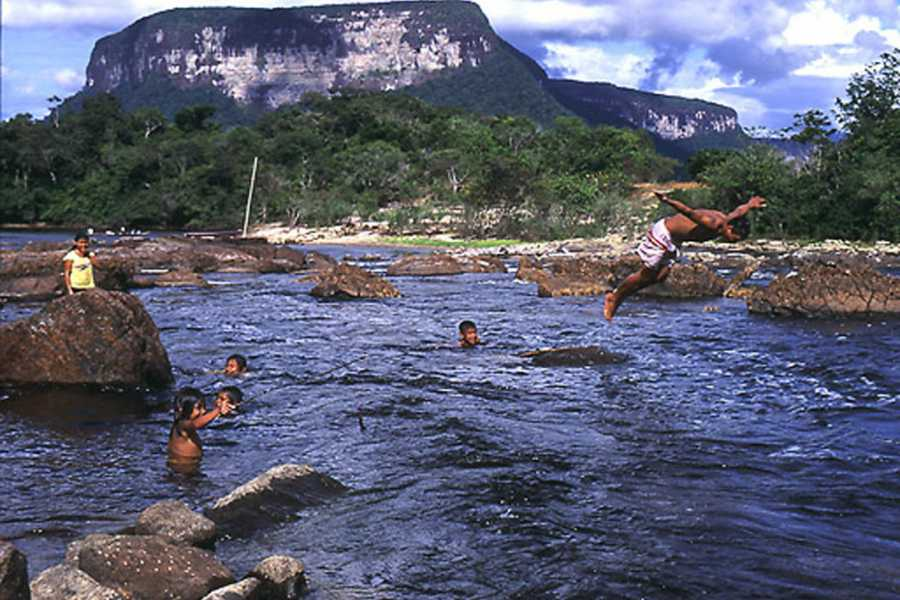 Spa Treks - Activ Adventure Venezuela trekking & adventure challenge - Lost world & Angel Falls