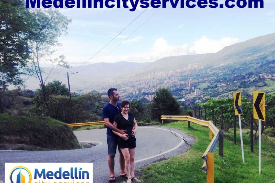 Medellin City Services SUPER SAVER: Medellin City Tour + Real Estate Tour  + Food Tour